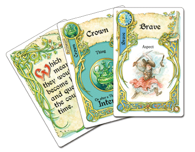 Once Upon a Time | The storytelling card game