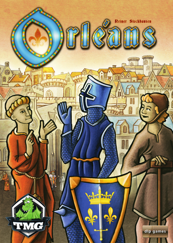 Orleans - Blue Herring Games