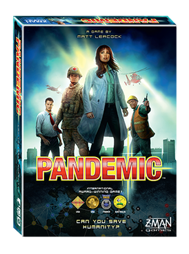 Pandemic - Blue Herring Games - 1