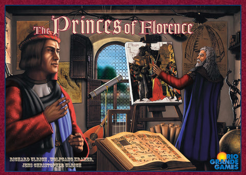 Princes of Florence - Blue Herring Games