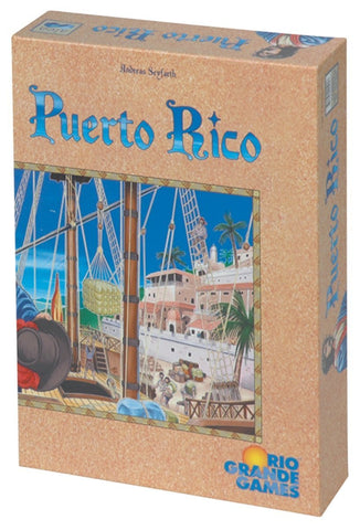 Puerto Rico - Blue Herring Games