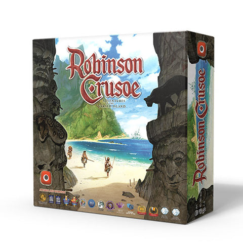 Robinson Crusoe (2nd Edition)