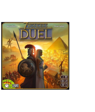 7 Wonders Duel - Blue Herring Games - 1