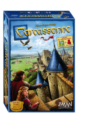 Carcassonne - Blue Herring Games - 1