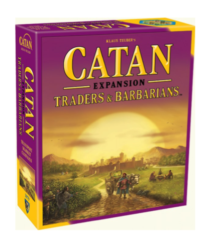 Catan Traders and Barbarians - Blue Herring Games - 1