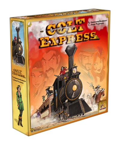 Colt Express - Blue Herring Games