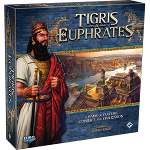 Tigris and Euphrates - Blue Herring Games