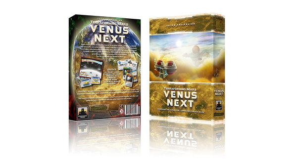 Terraforming Mars | Venus Next expansion