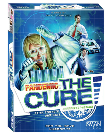 Pandemic - The Cure - Blue Herring Games