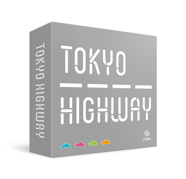 Tokyo Highway - 4 player edition