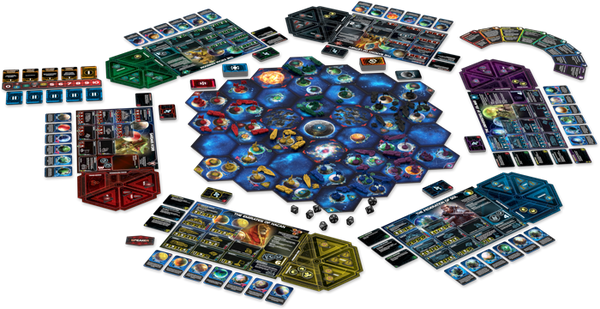 Twilight Imperium Fourth Edition (free shipping)