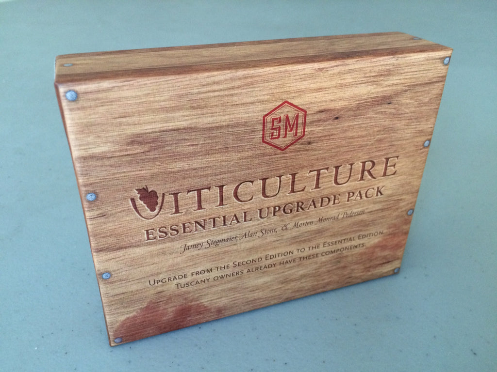 Viticulture - Essential edition upgrade pack - Blue Herring Games