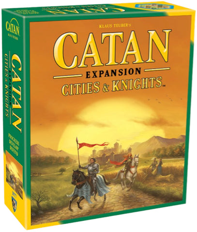 Catan | Cities and Knights