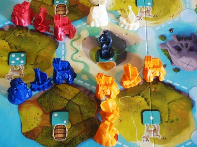 Catan Junior - Blue Herring Games - 3