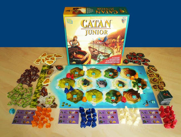 Catan Junior - Blue Herring Games - 2