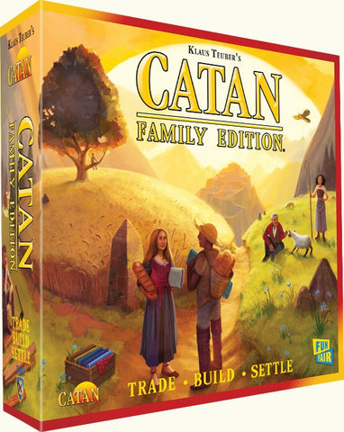 Catan - Family Edition - Blue Herring Games - 1
