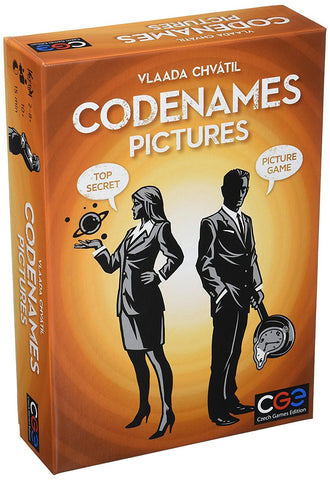Codenames Pictures (+ bonus tiles) - Blue Herring Games
