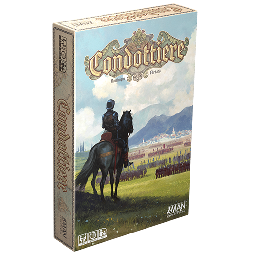 Condottiere - New edition