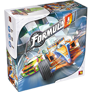 Formula D - Blue Herring Games