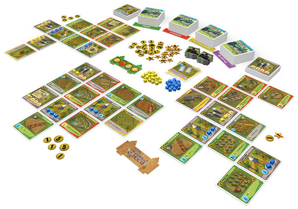 Fields of Green (deluxe version) - Blue Herring Games - 2