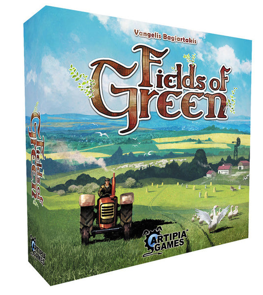 Fields of Green (deluxe version) - Blue Herring Games - 1