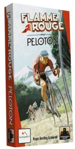 Flame Rouge | Pelaton