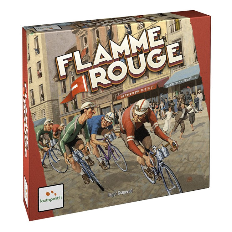 Flame Rouge
