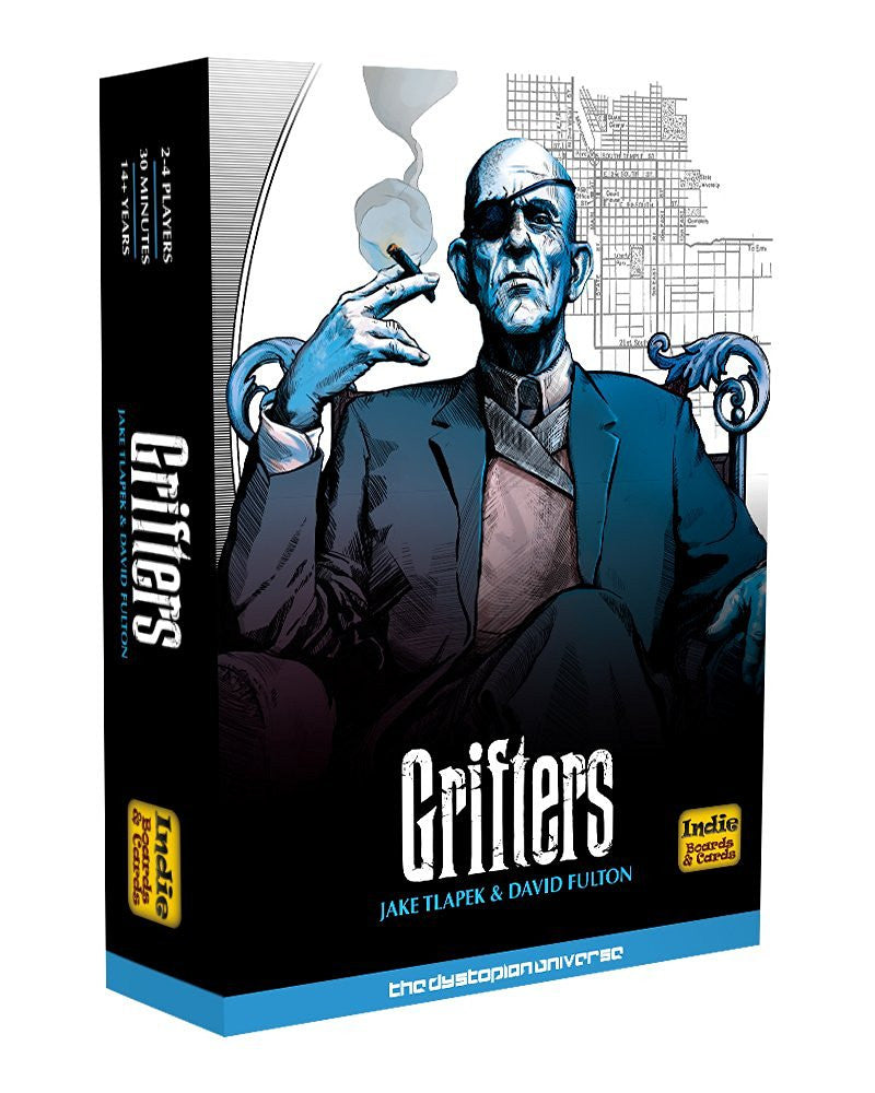 Grifters - Blue Herring Games