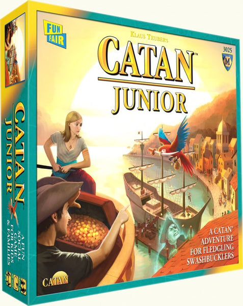 Catan Junior - Blue Herring Games - 1
