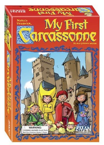 Carcassonne | My First Carcassonne