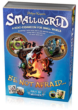 Small World - Be Not Afraid expansion - Blue Herring Games