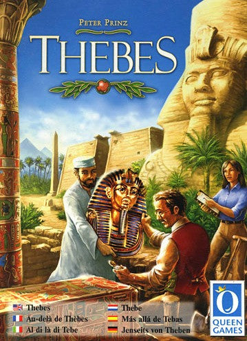 Thebes - Blue Herring Games