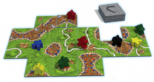 Carcassonne - Blue Herring Games - 2
