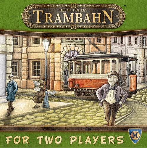 Trambahn - Blue Herring Games