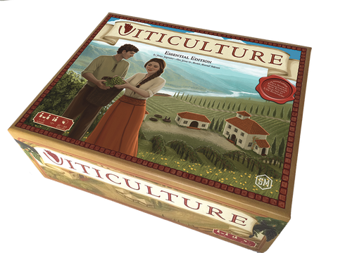 Viticulture - Essential edition - Blue Herring Games