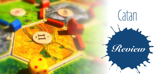Catan review