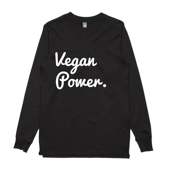 Vegan Power - foodythreads