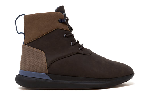 Alpha Boot Brown