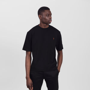 The Desk Black T-Shirt