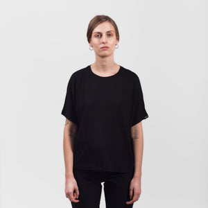 The Journey Black T-Shirt