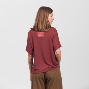 The Journey Grape T-Shirt