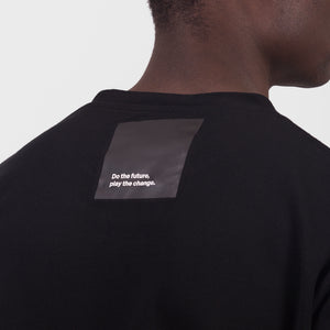 The Match Black T-Shirt