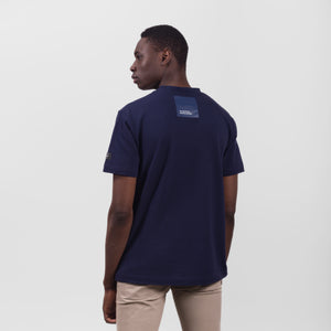 The Match Dark Navy T-Shirt