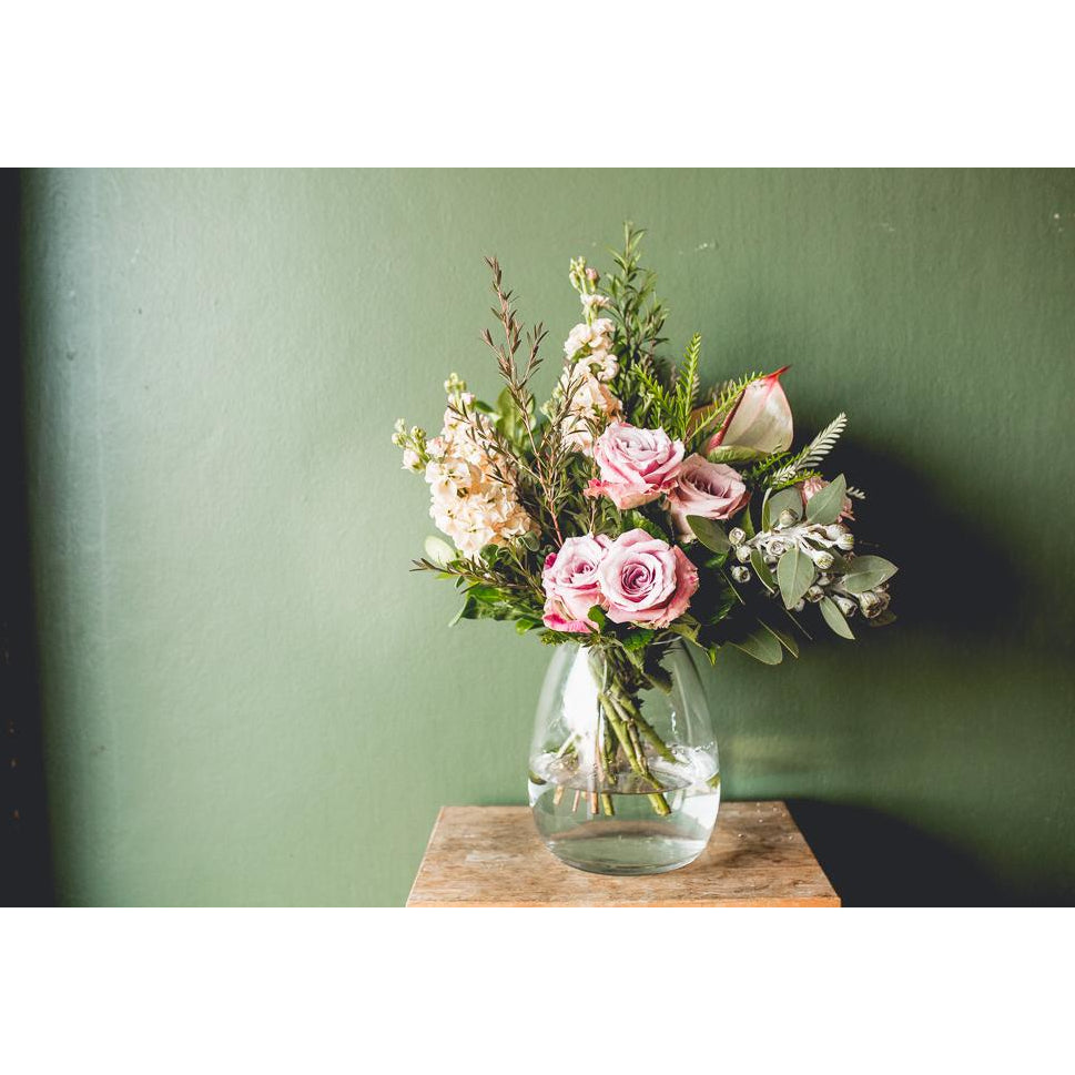 Vase Florals - Seasonal Pastel Selection