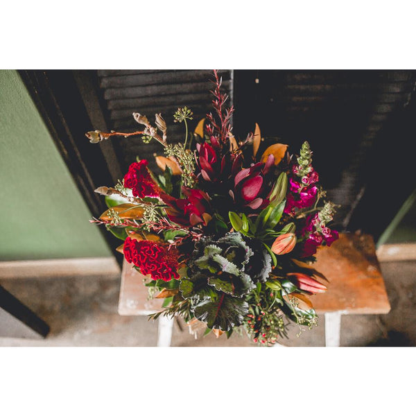 Bold and Bright Bouquet