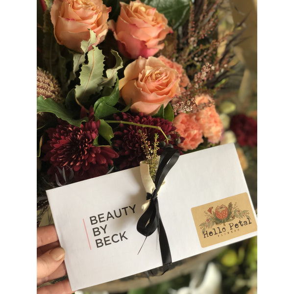 Beauty By Beck x Hello Petal Flowers