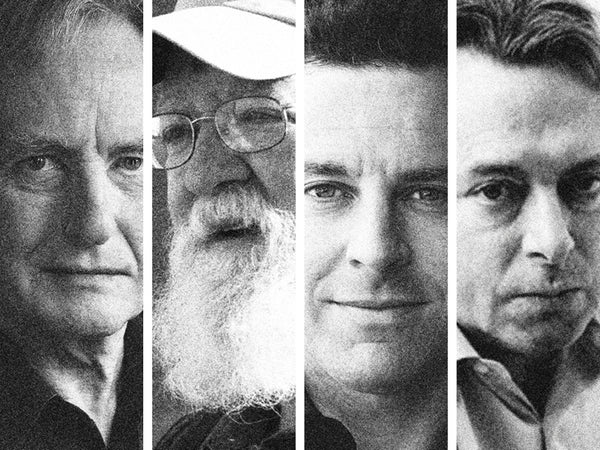 Richard Dawkins, Christopher Hitchens, Daniel Dennett