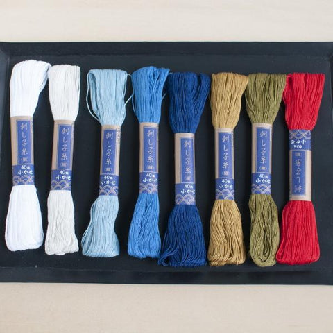Sashiko Embroidery Floss