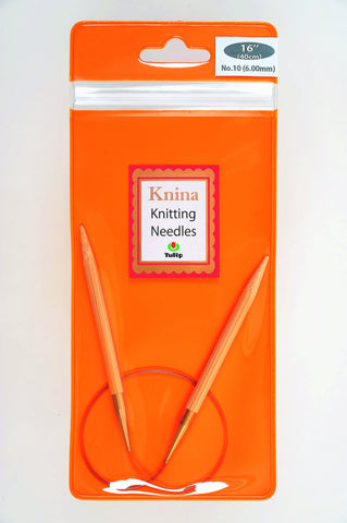 "Knina Swivel Knitting Needles (16""/40cm)"