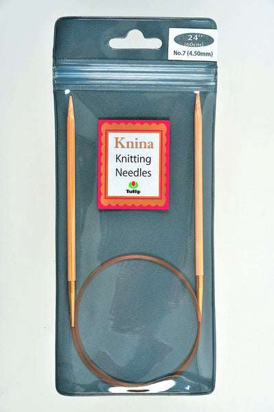 "Knina Swivel Knitting Needles (24""/60cm)"